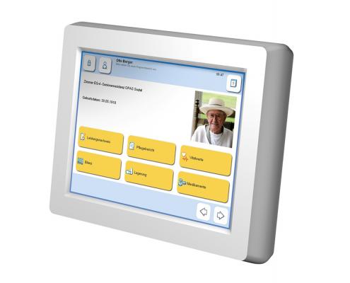 Beispiel: Mobiles Gerät zur Pflegedokumentation