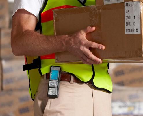 Mobilitätslösungen Logistik